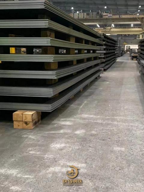 耐磨板堆焊